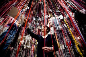 Annette Messager: Annette Messager's retrospective at the Hayward Gallery, London