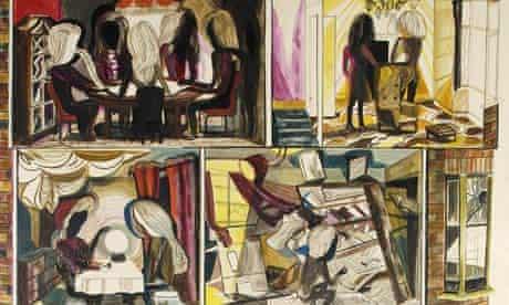 Emma Talbot: Haunted House