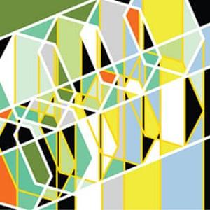 week in art: Sarah Morris titled 'Robert Towne, 2006'