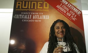 Lynn Nottage, author of the play Ruined