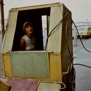 Savelev: Girl in a box, 1981, Boris Savelev