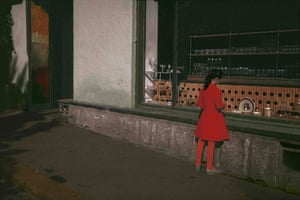 Savelev: Red Girl, 1987, Boris Savelev