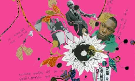 An art work created by Yinka Shonibare for the Whitechapel takeover