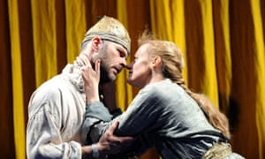 Dido, Queen of Carthage at the National Theatre