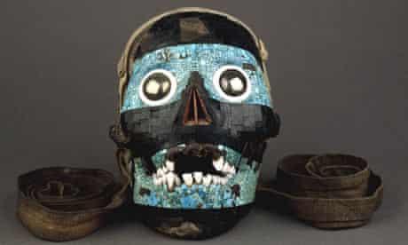 Montezuma at the British Museum