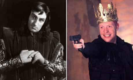 Richard III - 1944 and 2007