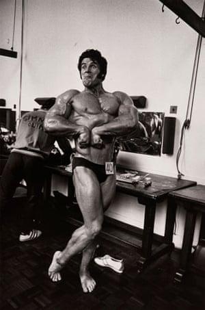 Don McCullin: bodybuilder, Don McCullin