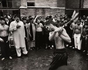 Don McCullin: Day of Ashura, Bradford, Don McCullin