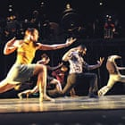In Your Rooms/Uprising by Hofesh Shechter