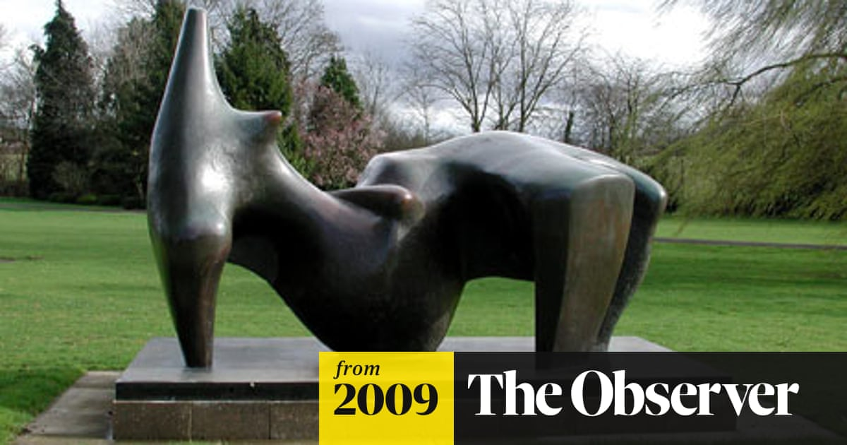 Mystery of the stolen Henry Moore bronze solved | Art and
