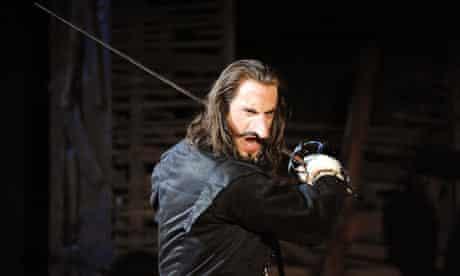 Joseph Fiennes as Cyrano de Bergerac