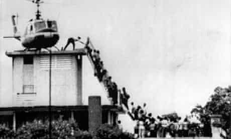 Fall of Saigon by Hugh Van Es