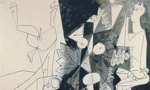 Picasso: La Danse sur la plage