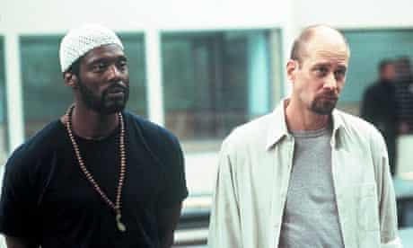 Oz, HBO drama set in a US prison