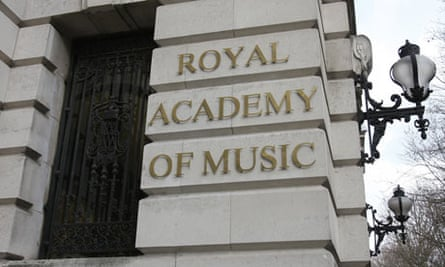 Royal Academy of Music exterior