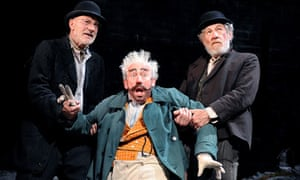 Waiting for Godot at the Theatre Royal Haymarket