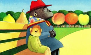 Anthony Browne: Voices in the park 1999