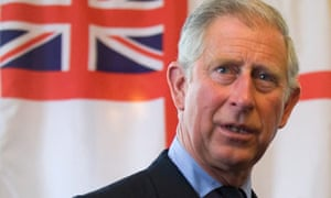 HRH Prince Charles, The Prince of Wales