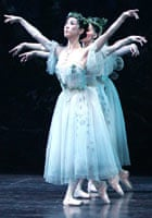 Giselle by English National Ballet at the Coliseum, London in 2007