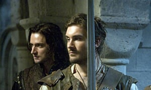 Clive Standen as Archer in Robin Hood