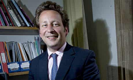 Ed Vaizey, shadow minister for arts