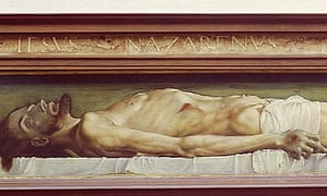 Hans Holbein, The Body of the Dead Christ, Basle