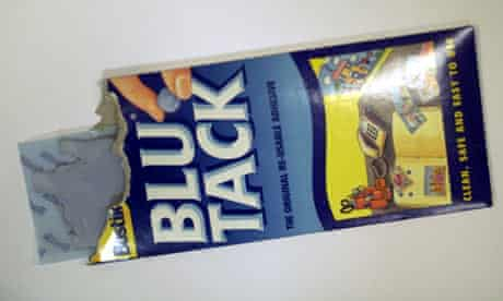 Blu-Tack