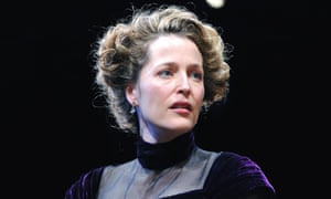 Gillian Anderson as Nora in A Doll's House, Donmar Warehouse