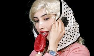 Shirin Aliabadi Hybrid Girl 6, at Made in Iran