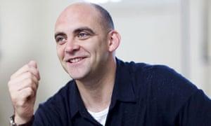Sean Holmes, artistic director of the Lyric Hammermsith