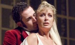Clwyd Theatr Cymru's 2007 production of Tom Stoppard's Arcadia