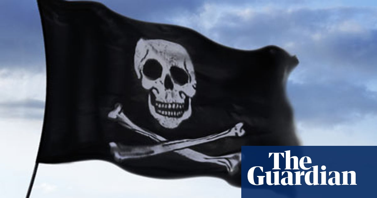 Lloyd Shepherd: My parley with ebook pirates | Books | The