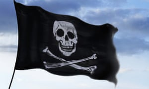 Lloyd Shepherd: My parley with ebook pirates | Books | The Guardian