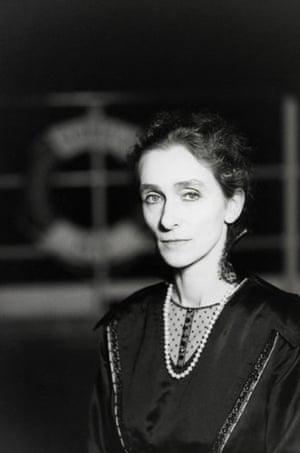 Pina Bausch: Pina Bausch During Filming of E la nave va