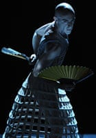 Russell Maliphant in Eonnagata at Sadler's Wells