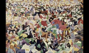 Severini's Dance of the 'Pan-Pan' at the Monico