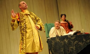 The Hypochondriac at Liverpool Playhouse