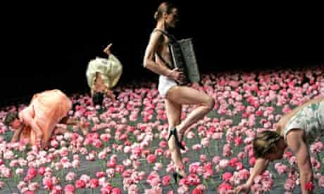 Pina Bausch's Nelken at Sadler's Wells, London in 2005