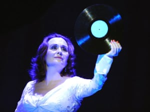 Prima Donna at the Palace theatre, Manchester
