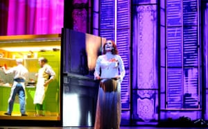 Prima Donna at the Palace theatre in Manchester