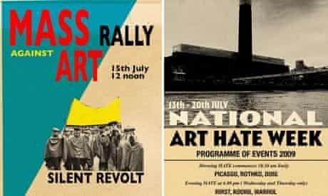 National Art Hate Week