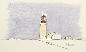 Nelson Mandela, The Lighthouse, drawings from the Belgravia Gallery
