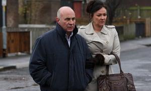 The Street: Bob Hoskins as Paddy Gargan, Frances Barber as Lizzie Gargan