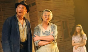 The Grapes of Wrath at Chichester Festival theatre