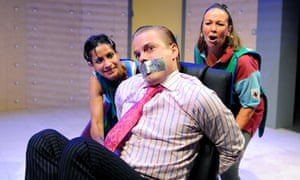 Dreams of Violence at Soho theatre