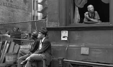 Henri Cartier-Bresson: New York City, Harlem, 1947
