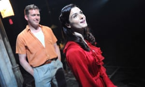 Rachel Weisz in A Streetcar Named Desire at the Donmar