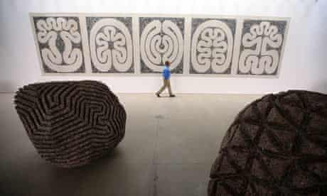 Peter Randall-Page at the Yorkshire Sculpture Park