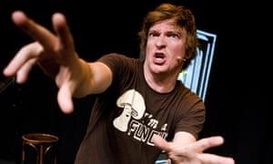 Comedian Rhys Darby