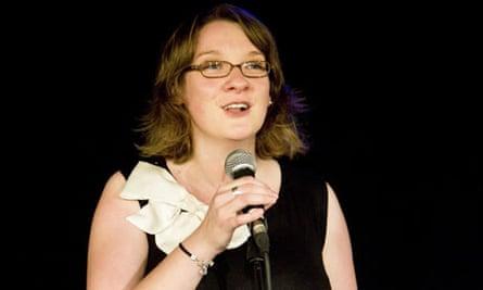 Comic Sarah Millican